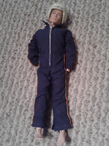 Palitoy Helicopter Pilot Action Man & accessories-Vintage 1960's