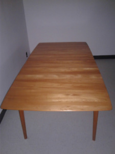 Vilas Dining table  55.5 x 38 inches