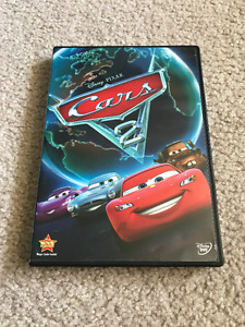 "Disney's ""Cars 2"" DVD!"