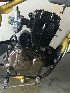 Honda XR 200 Lifan engine brand new Elec start