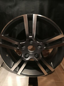 Porsche 911 Turbo Style 18 Inches Rim