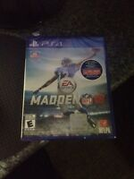 Madden 16 in packaging!