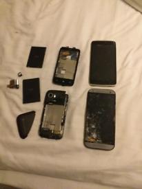 Job lot 3× Phones