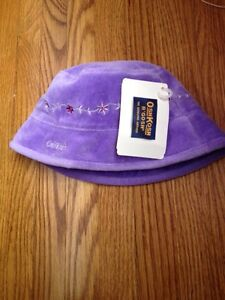 NWT baby girls hat for infants