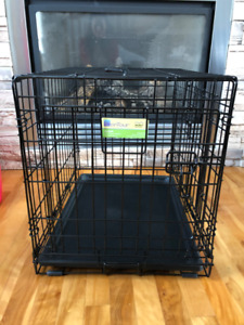 Cage pour chiot/chien/chat presque NEUF!