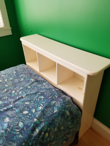 Solid Wood Headboard for single bed