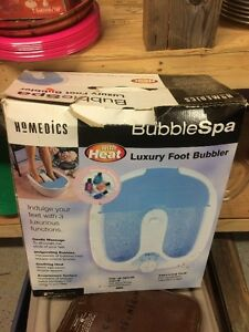 Home Medic Foot Spa