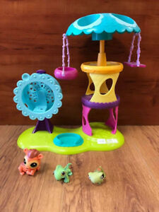 Parc Littlest pet shop