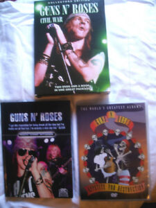 Guns n' Roses - Civil War (Collecter's Edition DVD with booklet)