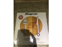 Snap on cheese board perfect Christmas gift