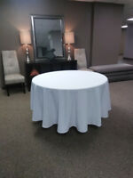 Chairs,Tables, Table cloths for rent !!!!