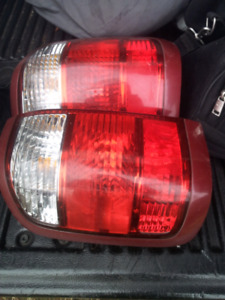 Tail lights Chevy Tahoe