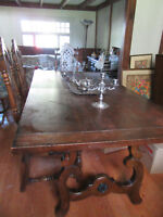 Stunning Mexican dining set - must sell!