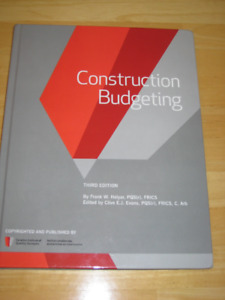 Construction Estimating | Great Deals on Books, Used