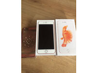 Rose gold iPhone 6s-16GB-Unlocked to all networks