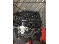Ford transit 2.4 rwd engine