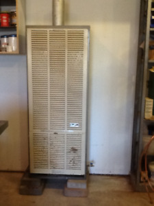 Fore sale  vertical vent  propane furnace