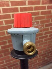 Adaptor for Spanish gas bottle
