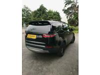 Land Rover Discovery Commercial black Edition