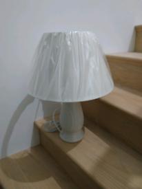 Belleek Reflect Lamp and Shade