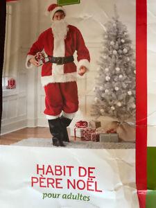 habit de Père Noël