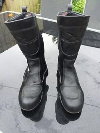Women's motorcycle boots size 3