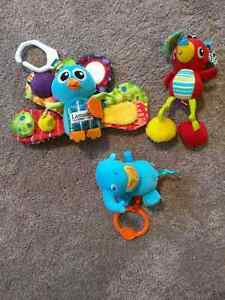 Baby toys (new condition)