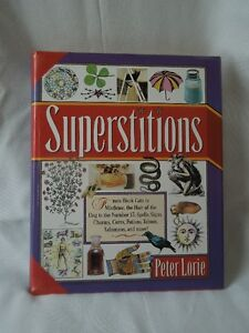 Superstitions  by Peter Lorie -  NEW