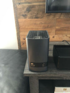 WD MY CLOUD EX2 ULTRA NAS 4TB