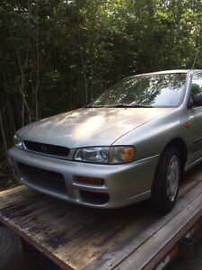 1999 Subaru Impreza (Parting out)