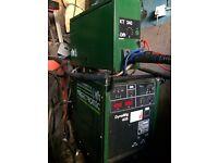 Migatronic 415v 3phase welder