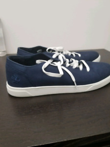 Souliers homme timberland bleu taille 10 - Neuf