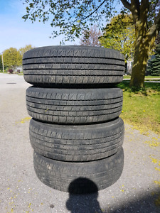 4 All-Season tires