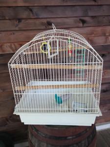 Cage d'oiseau / Birdcage