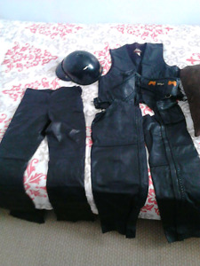 Women's Motorcycle Leather's