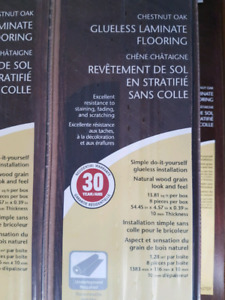 TrafficMaster laminate flooring