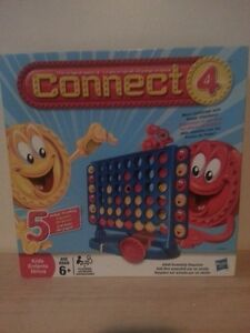 Connect 4 Game, Used once