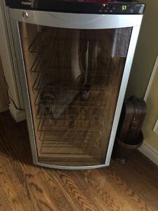 Haier Wine Cooler - Gently Used