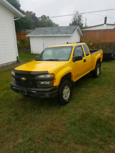 2004 chevy Colorado 4x4 Z71