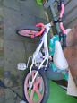 Kids bicycle all mixture items