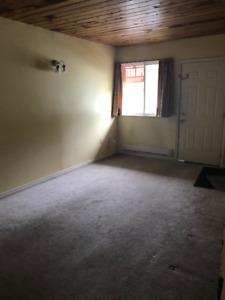 Front Door Basement for Rent