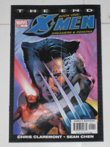 Marvel Comics X-Men: the End Dreamers and Demon set! comic book