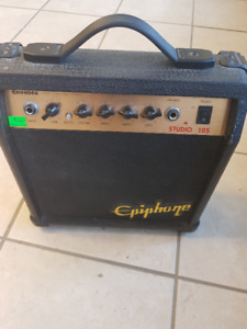 Vintage Epiphone Small Amp