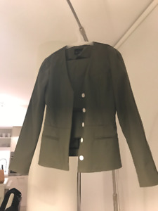 Judith & Charles Suit Jacket (Size 4) and Pencil Skirt (Size 2)