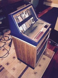 WURLITZER C100 CASSETTE RARE JUKEBOX JUKE BOX GREAT CONDITION