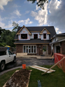 Experienced Framing Crew for Hire