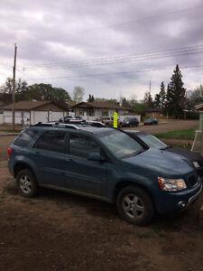 2008 Pontiac Torrent SUV, Crossover