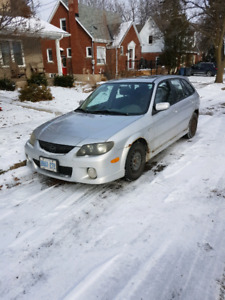 2003 Mazda Protege5 (parts car sold as is)
