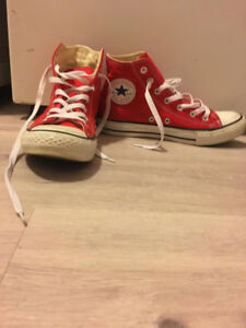 Barely Used Converse