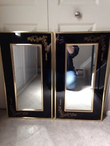 Pair Of Mirrors For Sale